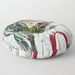 Manifest Magic Floor Pillow