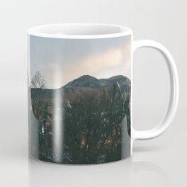 View from the Edinburgh Castle Coffee Mug