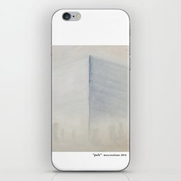 PALE iPhone Skin