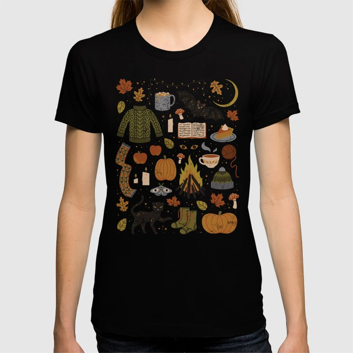 Autumn Nights T-shirt