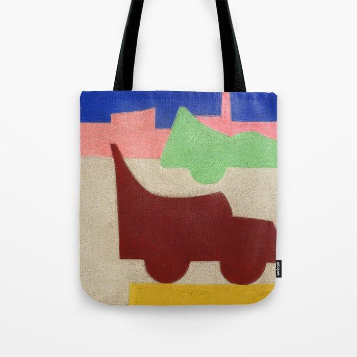 Cruising Tote Bag