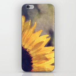 Another sunflower - Flower Flowers Summer iPhone Skin