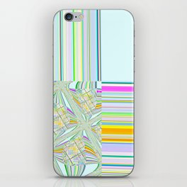 Re-Created Southern Cross V by Robert S. Lee iPhone Skin