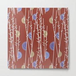 Grasses and reeds Metal Print