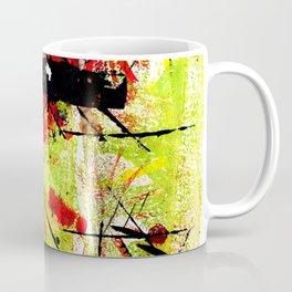 In The Falling Rain Coffee Mug