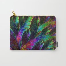 Rainbow Leaves Carry-All Pouch