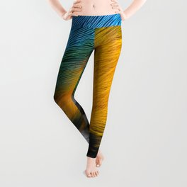 face to face Leggings