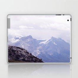 Purple and Pines Laptop & iPad Skin