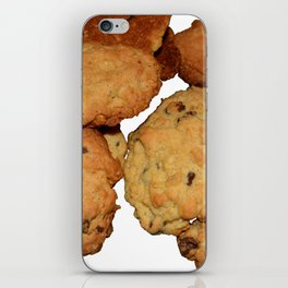 home made cookies iPhone Skin