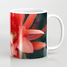 Jungle Cactus Red Coffee Mug