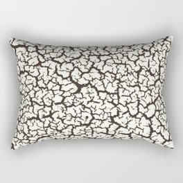 Crack Heaven Rectangular Pillow