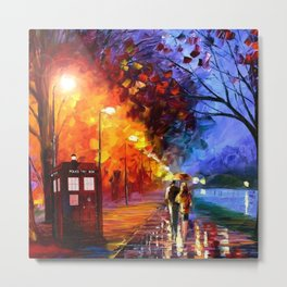 Romantic Metal Print
