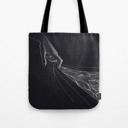 Uncover Tote Bag