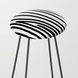 Raw Pattern Series: n.3 Counter Stool