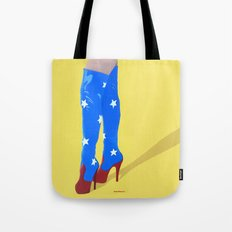 Wonderful Boots For a Wonderful Woman Tote Bag