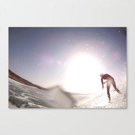SSSURF Canvas Print