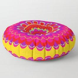 Masala Mandala Floor Pillow