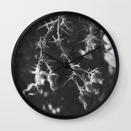 Sharp Wall Clock