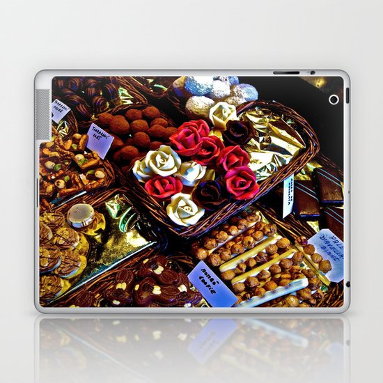 Sweet Tooth Laptop & iPad Skin