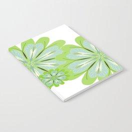 Botanics Green Notebook