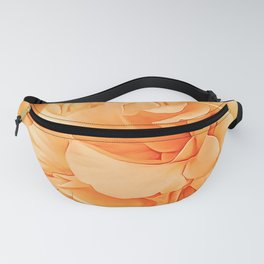 Hibiscus Rosa Double Petaled Yellow Fanny Pack