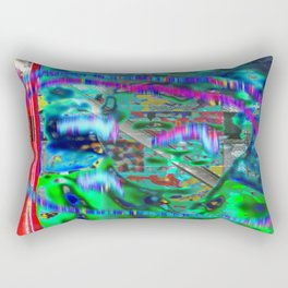Sigh Kick Turbulance [A Brand New Experiment Series] Rectangular Pillow