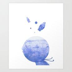 Sounding Images Art Print