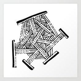 idrawalot Art Print
