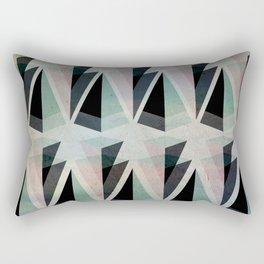 Solids Invasion Rectangular Pillow
