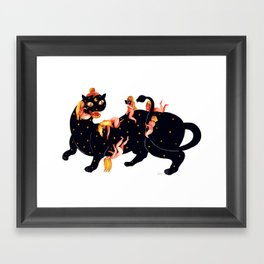 Tamers Framed Art Print