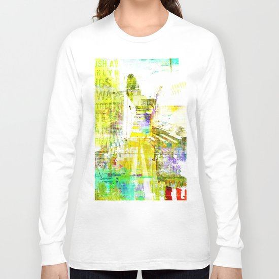 My path go towards you Long Sleeve T-shirt