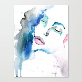 Angelina Two Canvas Print