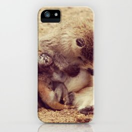 Baby Monkey iPhone Case