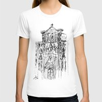 florence T-shirts featuring d'uomo florence by ledi