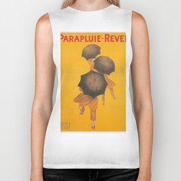 Vintage poster - Parapluie-Revel Biker Tank