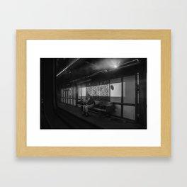 Marcy Girl Framed Art Print