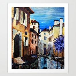 """Venice"" Art Print"