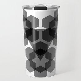 Opaque Blacks Travel Mug