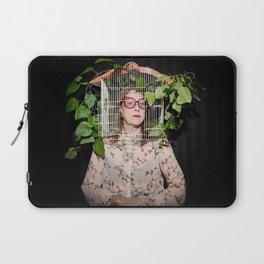 Stacie Huckeba - Caged But Free Laptop Sleeve