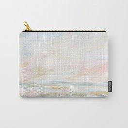 Golden Hour - Pastel Seascape Carry-All Pouch