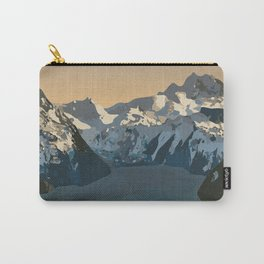Garibaldi Park Poster Carry-All Pouch
