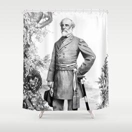 General Robert E. Lee Shower Curtain