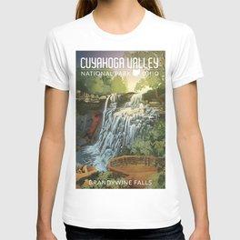 Brandywine Falls T-shirt