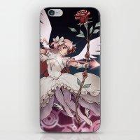 madoka magica iPhone & iPod Skins featuring Puella Magi Madoka Magica by Ravenno