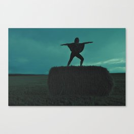 Rising Essence Canvas Print