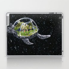 Turtle Space Terrarium Laptop & iPad Skin