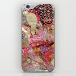 Dancing Girl iPhone Skin