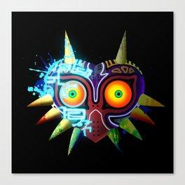 Majora's Mask - Twili Canvas Print