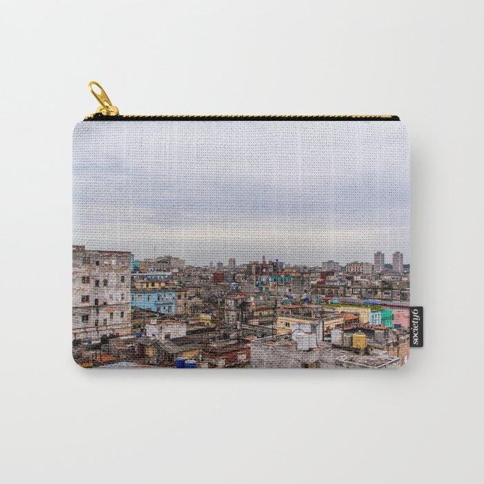 Ciudad de La Habana Carry-All Pouch
