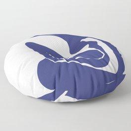 Matisse Cut Out Figure #1 Floor Pillow